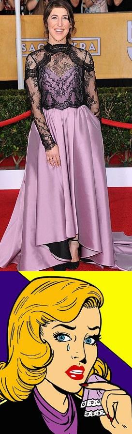 1390214593_SAG-Awards-2014-Worst-dressed-fashion-style-red-carpet-Cate-Blanchett-Mariah-Carey-Emma-Thompson-Julia-Roberts-Mayim-Bialik